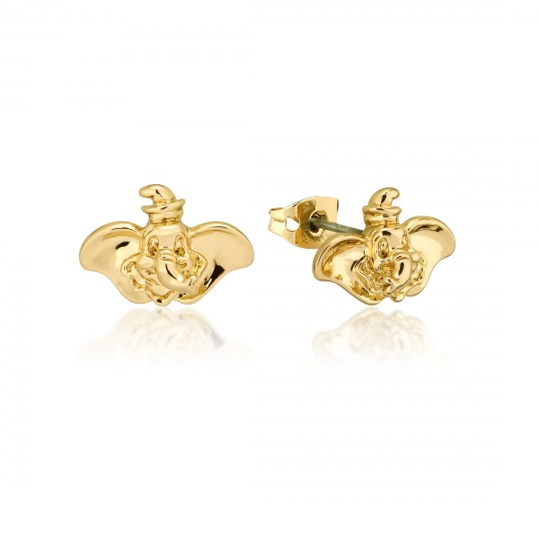 Couture Kingdom - Disney Dumbo - Ohrstecker Gold