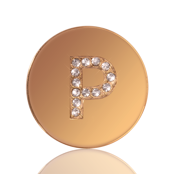 Nikki Lissoni Coin C1262GSP -Sparkling P - Small