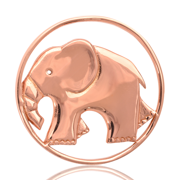 Nikki Lissoni Coin C1002RGM - As Strong as an Elephant - Medium
