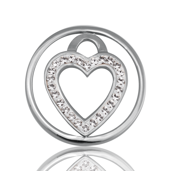Nikki Lissoni Coin C1039SS03 - Love Keeper - Small
