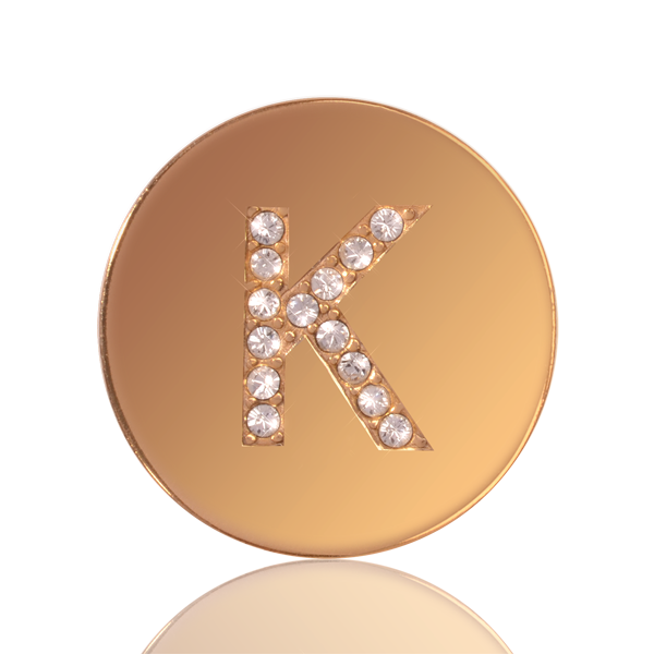 Nikki Lissoni Coin C1262GSK -Sparkling K - Small