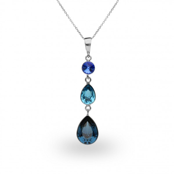 Spark Silver Jewelry Sweet Tears Collier Montana
